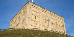 industrial cleaning Norwich Castle